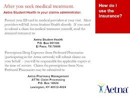aetna pharmacy management help desk information about your health plan highlights of benefits and