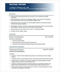 environmental engineer resume sle civil engineer resume free
