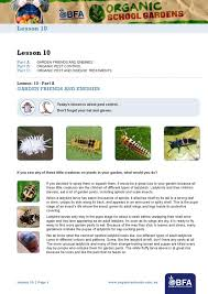 Garden pests by Hornsby Council issuu