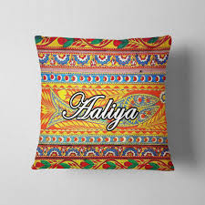 Truck Art Name Cushion – Customizable | MugArt Truck Art Project 100 Trucks As Canvases Artworks On The Road Pakistan Stock Photos Images Mugs Pakisn Special Muggaycom Simran Monga Art Wedding Cardframe Behance The Indian Truck Tradition Inside Cnn Travel Pakistani Seamless Pattern Indian Vector Image Painted Lantern Vibrant Pimped Up Rides Media India Group Incredible Background In Style Floral Folk