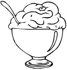 Ice Cream Coloring Pages 8