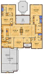 One Level House Floor Plans Colors European Southern House Plan 41505 Level One Sweet Floor Plans