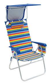 Rio Brands RIO Beach Hi-Boy Folding Beach Chair & Reviews ...
