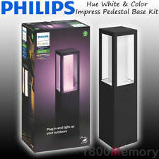 philips hue white ambiance pillar 5633031p8 for sale