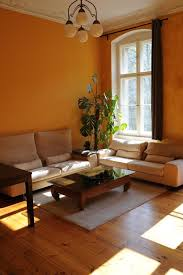 warme wandfarbe als einrichtungstipp fürs wohnzimmer wohnung