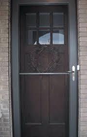 Menards Patio Door Screen by Front Screen Doors Menards Exterior Door Installation Cheap