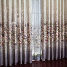 Waverly Curtains And Drapes by Floral Printed Linen Beautiful Waverly Drapes