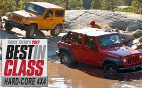 Hard-Core 4x4 - 2012 Best In Class - Truck Trend Magazine Used Dodge Ram Truck Cap Sale Best New 2018 1500 Big Horn 44 Nine Of The Most Impressive Offroad Trucks And Suvs Power Wheel 4x4 Truck 1991 Gmc Sierra 4x4 Gms Best Truck Body No Rust Straight Allnew 2019 Capability Features Ram Leveling Kit This Is A Direct Bolt On Leveling Best Photos Ever If Ford Got Cummins Diesel In 8 Favorite Frame Off Custom Chevy Cheyenne Red Everything Mxt Price Car Reviews 1920 By Tprsclubmanchester Trucks Fuel Efficienct Lifted For In Florida Of Toyota Tundra
