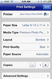 Ron Martinsen s graphy Blog REVIEW Epson Stylus R3000