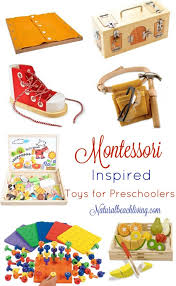 The Best Montessori Toys For 3 Year Olds Preschoolers And Education