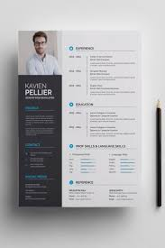 A4 Paper Size (210x297)mm Two Page/Template Resume/CV One ... Resume Template Alexandra Carr 17 Ways To Make Your Fit On One Page Findspark Sample Resume Format For Fresh Graduates Onepage The Difference Between A And Curriculum Vitae Best Free Creative Templates Of 2019 Guide Two Format Examples 018 11 Or How Many Pages Should Be A Powerful One Page Example You Can Use Write Killer Software Eeering Rsum Onepage 15 Download Use Now