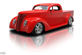 100 1937 Ford Truck For Sale 133230 Pickup RK Motors Classic Cars For