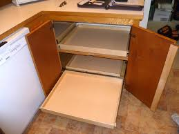 Blind Corner Base Cabinet For Sink by Kitchen Lazy Susan Cabinet How To Childproof A Lazy Susan