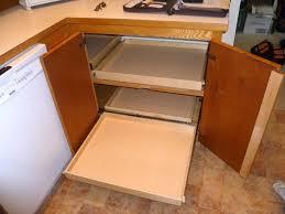Blind Corner Base Cabinet Organizer by Kitchen Blind Corner Cabinet Lazy Susan Lazy Susan Alternatives