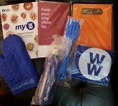 weight watchers ww starter kickstart kit tote mitt cookbook