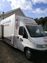 100 Bangor Truck Equipment Catering Burger Van With LPG Gas And ELectric In