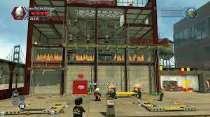 100 Lego Fire Truck Games LEGO City Undercover Walkthrough Chapter 10 Station Guide