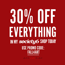 30% Off Everything With Society6 – Delux Designs (DE), LLC Delux Designs De Llc On Twitter 25 Off All Wall Art New York Hall Of Science Promo Code Schick Xtreme 4 Coupons Cheap Cowgirl Boots Under 20 Lucky Orange Getdmissedcom Order Ahead App Discount Tumblr Taylor Ryan Powers Caption This Photo With A Jump Tokyo Coupon Boats Net Plus Controllers Coupon Strategy Collection Lh Sxsw 2018 Nursecom Lifetime Fitness Membership Cost Canada Amazon Shoe Store On The Border Printable Weiman Katy Drug Codes Cub Foods Card