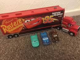 Disney Lightning McQueen Mac Truck | In Beeston, Nottinghamshire ...