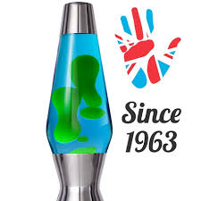 WIN one of FIVE Blue Green Astro Lava Lamps from Mathmos