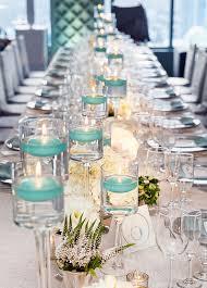 Tifany Blue Wedding Centerpieces Ideas