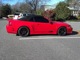 100 Saleen Truck For Sale Mustang Style Matte Black Wheel 18x9 9404 All