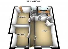 Marvellous Inspiration 2 3d Home Design Ground Floor 17 Best Images About 2D AND 3D FLOOR