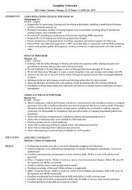 Download Field Supervisor Resume Sample As Image File