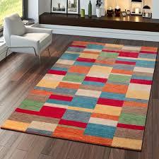 teppich gabbeh meliert multifarben