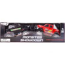 100 Ford Toy Trucks Monster Showdown Friction Powered 2 Pack Samko And Miko Warehouse