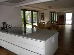 der küche über das esszimmer bis ins wohnzimmer haben