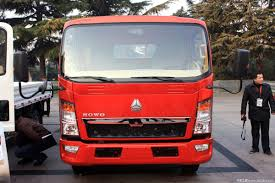 China HOWO Light Duty Truck 7ton Cargo Truck - China Light Truck ...