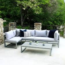 Amazon WE Furniture All Weather 4 Piece Patio Conversation