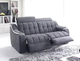 canap relax 3 places tissu canape relax electrique 2 places canape 3 places 2 relax electrique