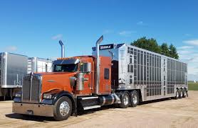 100 Livestock Trucking Companies VERNLA Wilson Trailers Pinterest Trailers