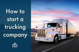 100 Starting A Trucking Company Start A In Eight Steps Incorporatecom Blog