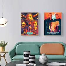 blade runner 2049 moderne comic ölgemälde leinwand kunst wand bilder wohnzimmer wohnkultur
