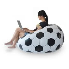 Football Inflatable Sofa Air Soccer Football Self Bean Bag Chair Portable  Outdoor Garden Sofa Living Room Furniture Corner Welcome To Beanbagmart Home Bean Bag Mart Biggest Chair In The World Minimalist Interior Design Us 249 30 Offfootball Inflatable Sofa Air Soccer Football Self Portable Outdoor Garden Living Room Fniture Cornerin Soccers Fun Comfortable Sit And Relaxing Awb Comfybean Shape Bags Size Xxl Filled With Beans Filler Ccc Black Orange Buy Lazy Dude Store In Dhaka Bangladesh How Do I Select The Size Of A Bean Bag Much Beans Are Shop Regal In House Velvet 7 Kg Online Faux Leather