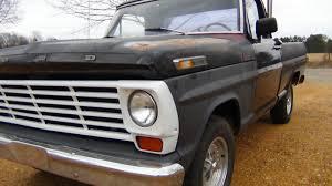 1969 Ford F-100 SWB Custom Cab / Solid Truck / Built 351M / Hot Rod ...