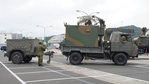 100 Truck And Trailer Supply FileJGSDF Type 73 Chugata Truck080080 With JSP5 Shelter JK2