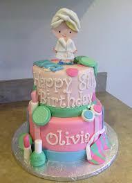 Manificent Decoration Spa Birthday Cake Wondrous Design Best 25 Ideas On Pinterest Nail Polish Party
