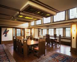 100 Frank Lloyd Wright Houses Interiors Architecture Of The Interior