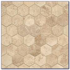 Faux Marble Hexagon Floor Tile by Faux Marble Hexagon Floor Tile Tiles Home Decorating Ideas