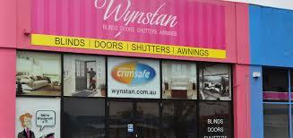 Wynstan Blinds   Showroom   Dandenong - Wynstan Canopy Awnings Sydney Melbourne Wynstan Window Custom Blinds Showroom Dandenong Riverwood Fixed Steel Pivot Arm Brookvale Folding Toorak Straight Drop