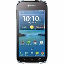 T Mobile Kyocera Hydro Life Prepaid Smartphone Walmart