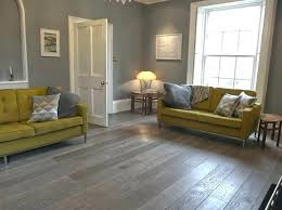 Glamorous Gray Stained Wood Floors Best Laminate Grey Flooring In Living Room With Yellow Sofa Oak