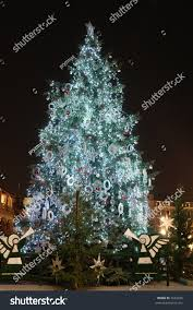 6ft Christmas Tree With Decorations by Outdoor Christmas Tree With Lights Sacharoff Decoration