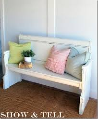 Spindle Headboard And Footboard by 32 New Upcycled Diy Ideas For Old Headboards