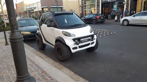 This Smart Car With Big Tires : Mildlyinteresting Webby Remote Controlled Rock Crawler Monster Truck Blue Buy Mousepotato Off Road Race 4wd 24ghz Worlds Faest Gets 264 Feet Per Gallon Wired 10 Genius Cversions Remo 1631 116 24g 40kmh Brushed Offroad Bigfoot Smax Go Smart Wheels Vtech Epic Monster Bugatti 4x4 Adventure Mudding And Christmas Buyers Guide Best Control Cars 2017 Picks Rechargeable 4wd 24 Ghz Rally Car Turned Truck Offroad Monsters Smart Driving Truck Leading Edge Novelty Shop New Bright 115 Full Function Jam Grave