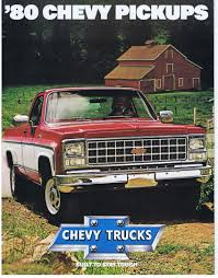 1980 Chevrolet Truck Pickups Guide | 1980s, Chevrolet And Cars 1981 Chevy C10 Obsession Custom Truck Truckin Magazine Chevrolet Pick Up 4x4 7380 Seat Covers Ricks Upholstery 7880 Complete Kit Jlfabrication 1959 Spartan 80 Factory 348 Big Block Napco 4wd Fire Back Of Mount For Ar Rifle Mount Gmount Classic Instruments 196772 Package Gauge Sets Ct67vsw 84 Chevrolet Truck Trucks Sale And Gmc Http Smslana Net Hot Rod Vintage Ratrod Ford Mopar Gasser Tshirts 197383 Gmc 5 2116 Dash Panel Mrtaillightcom Online Store 78 Engine Wiring Wire Center